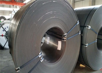 Mill Edge Hot Rolled Steel Coil A36Cr SS400Cr Q235B-Cr Q345B-Cr Steel Grade