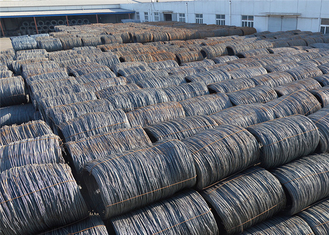 Low Temperature Hot Rolled Wire Rod AISI ASTM BS